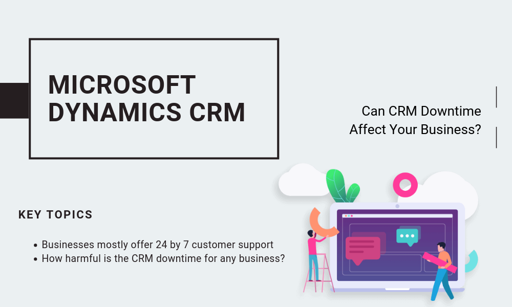 CRM Downtime